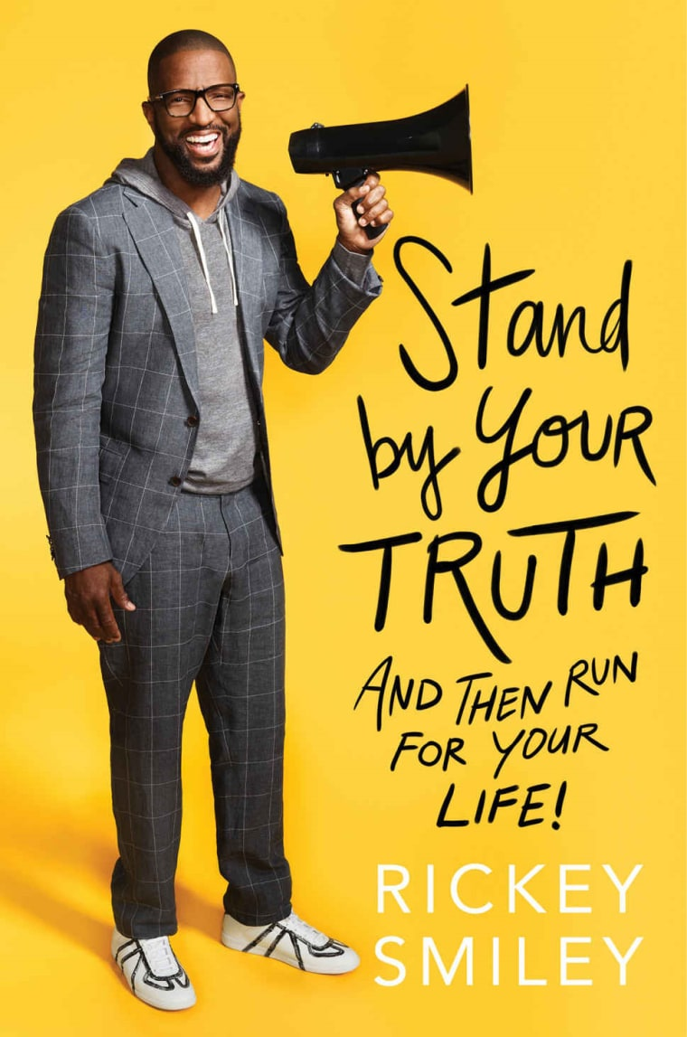 "How To Order Rickey Smiley's Book ""STAND BY YOUR TRUTH: And Then Run For Your Life"""
