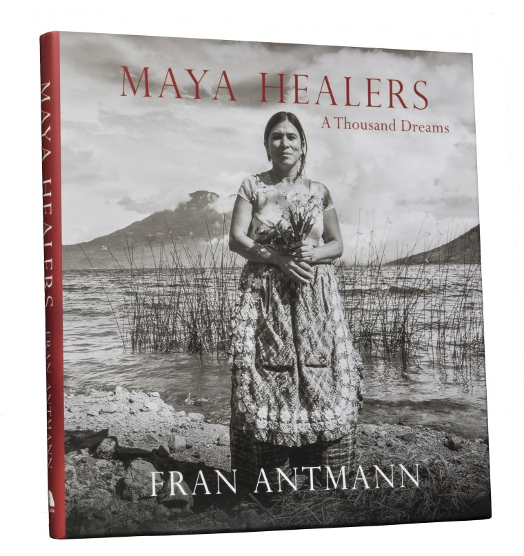 "Image: Fran Antmann's book ""Maya Healers"""