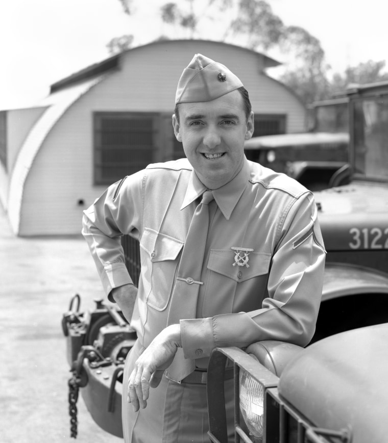 Image: Jim Nabors as Private Gomer Pyle