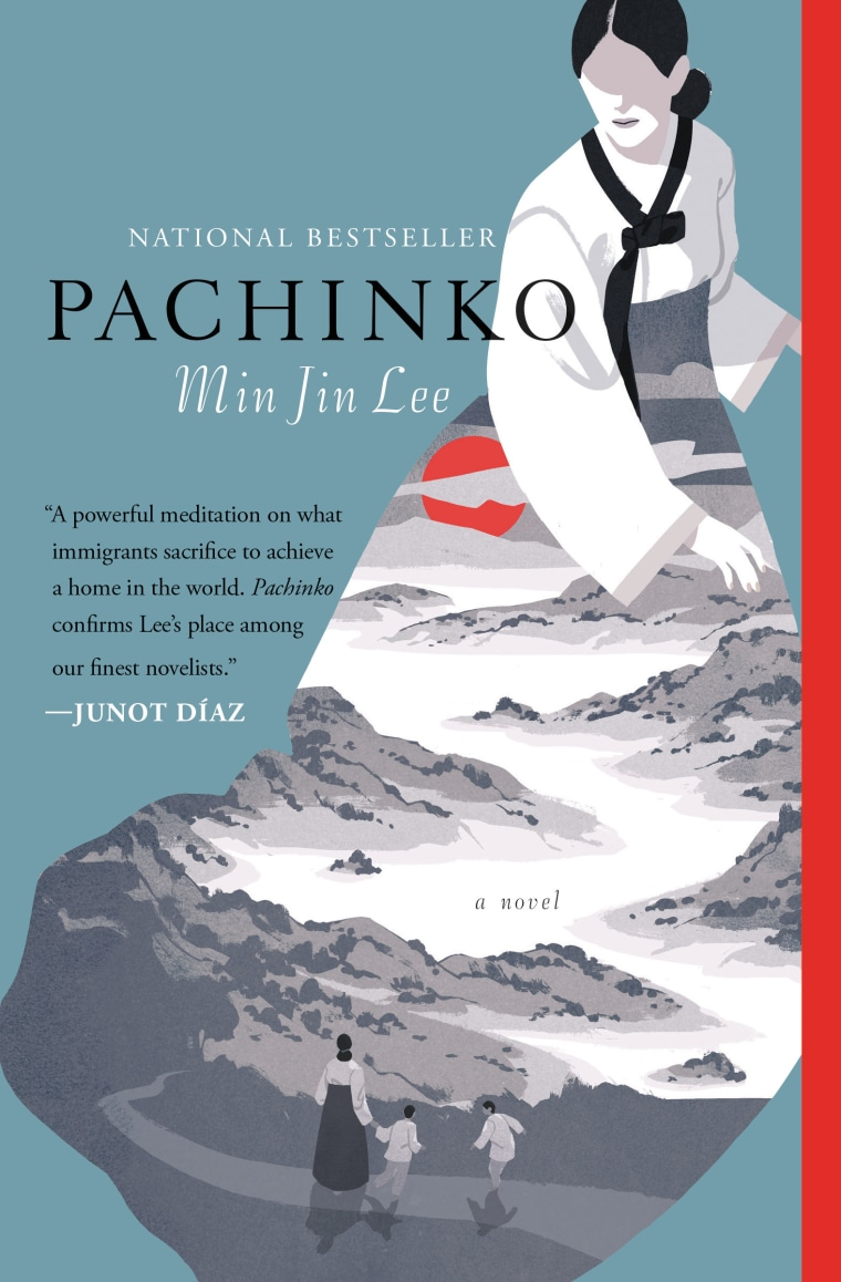 The cover of 'Pachinko'