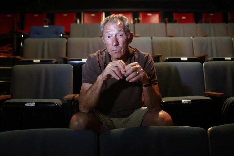 Image: Playwright Israel Horovitz