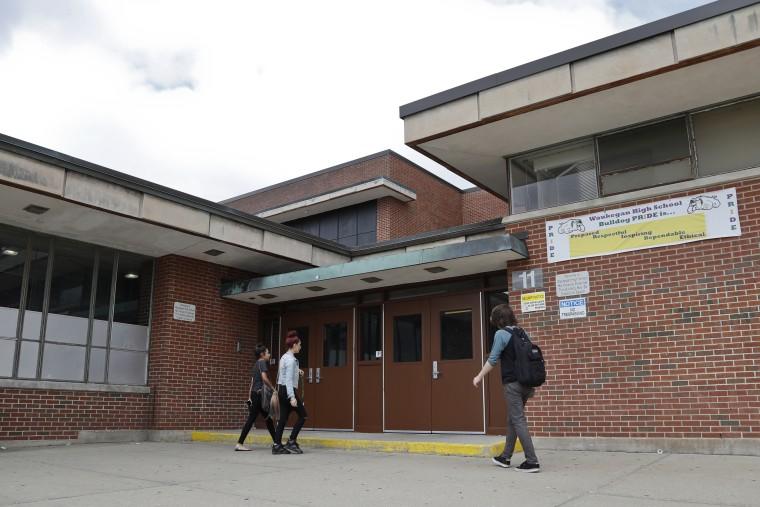 Image: Waukegan High School