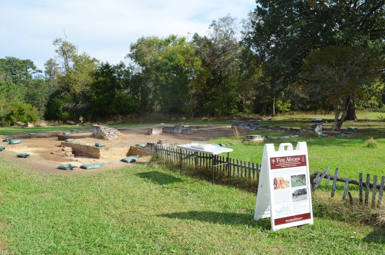'Angela Site' uncovers details on one of first enslaved Africans in America