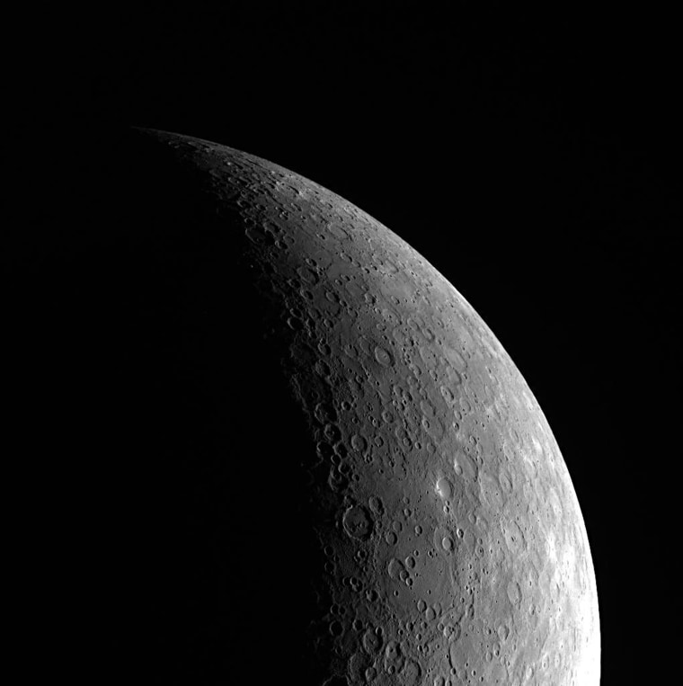 Image: Planet Mercury