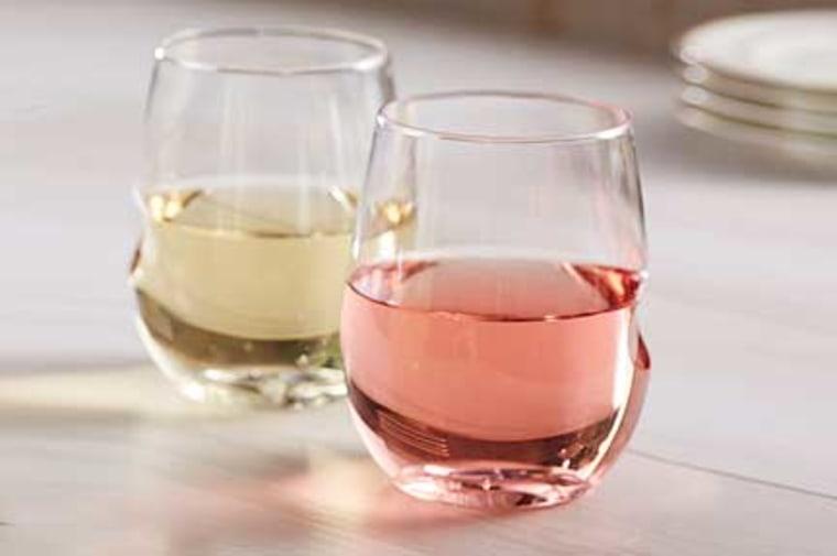 Govino white wine glasses