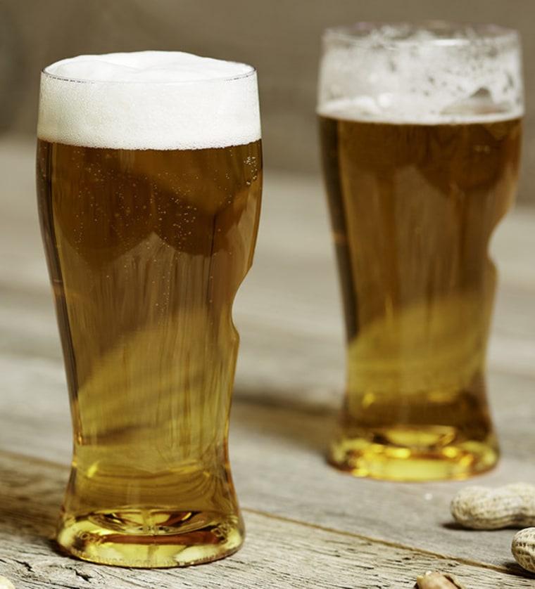 Govino beer glasses