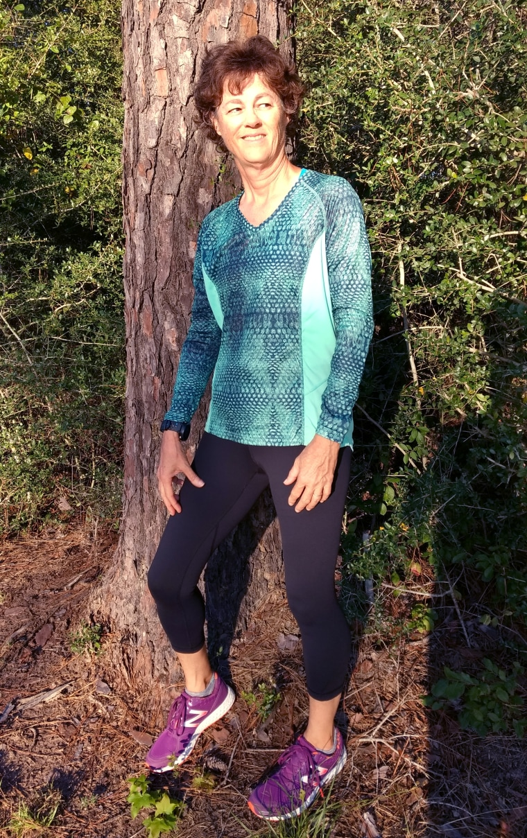 Since losing 80 pounds, Diana Philpot has enjoyed her healthier lifestyle and how she looks.