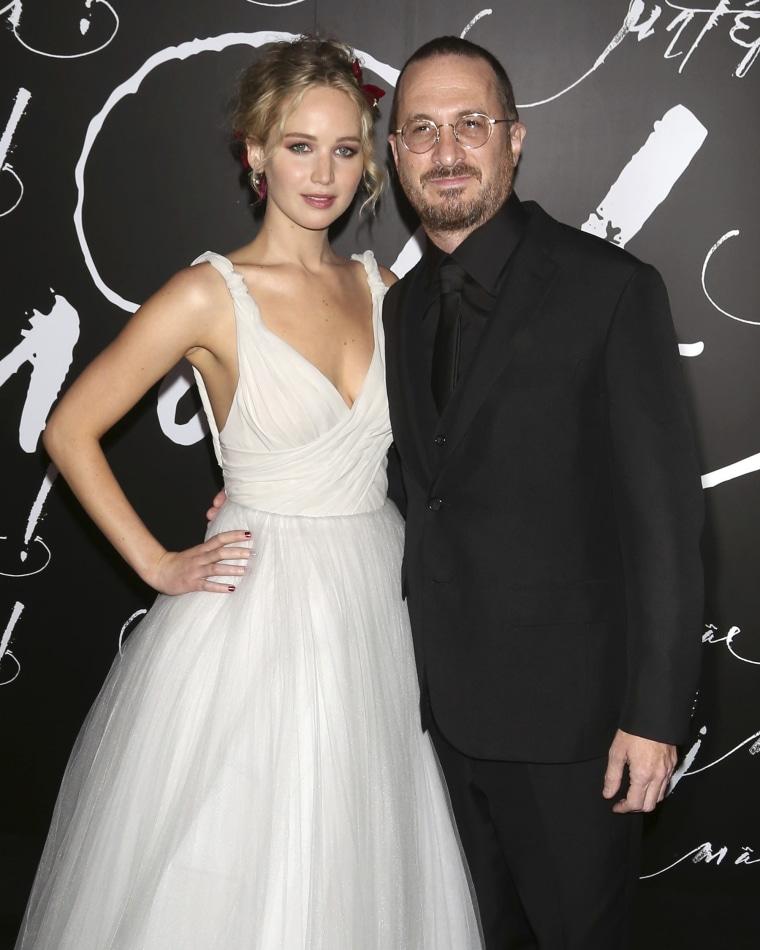 Jennifer Lawrence,Darren Aronofsky