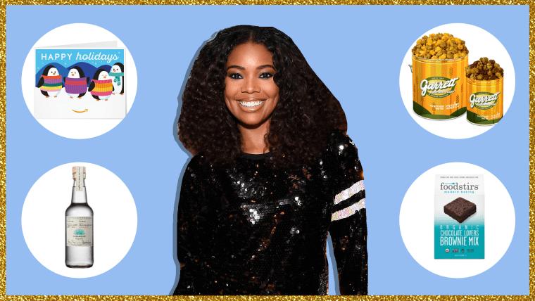 Gabrielle Union Celebrity Gift Guide