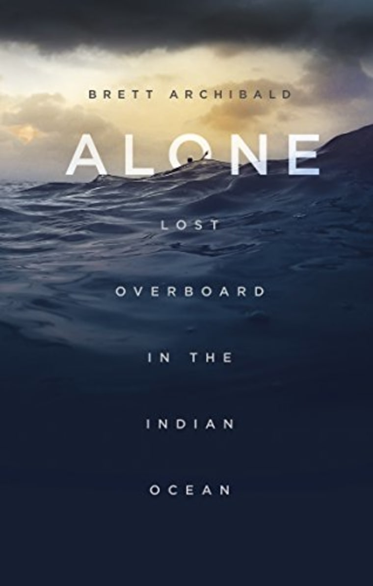 Alone book cover