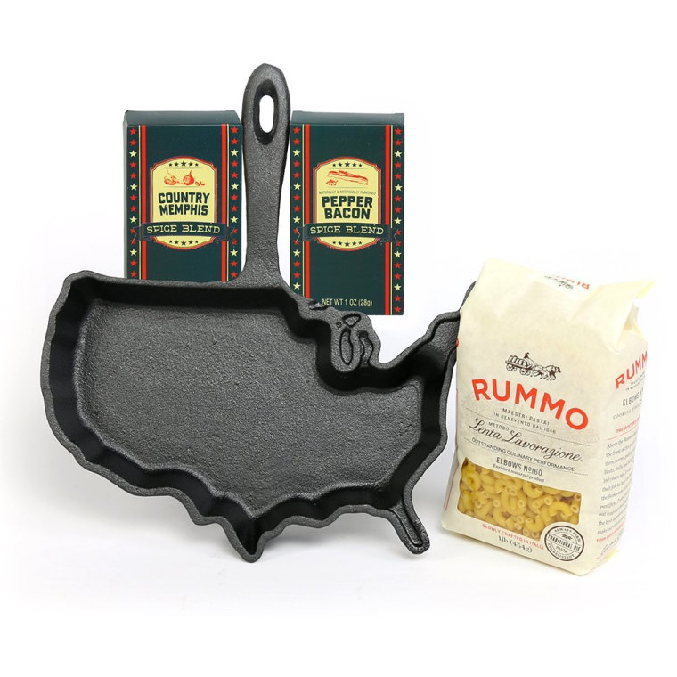 USA Mac and Cheese set