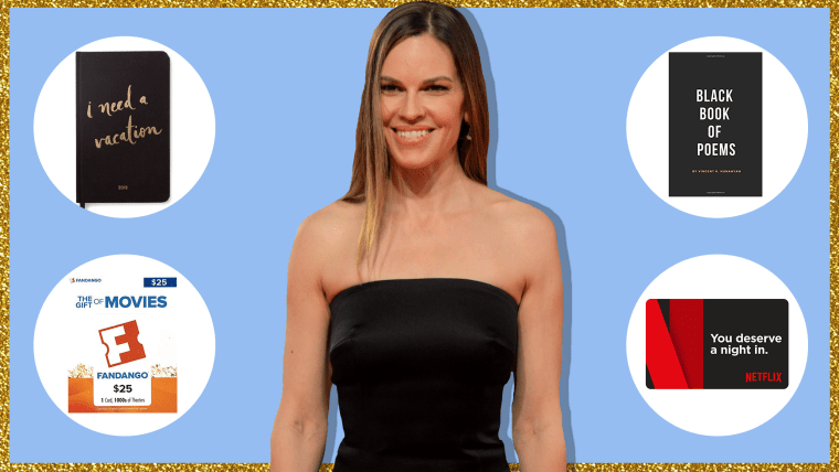 Hilary Swank Gift Guide