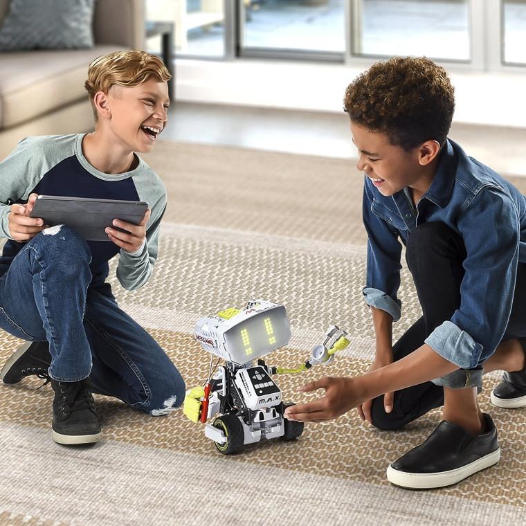 Meccano Robot for kids
