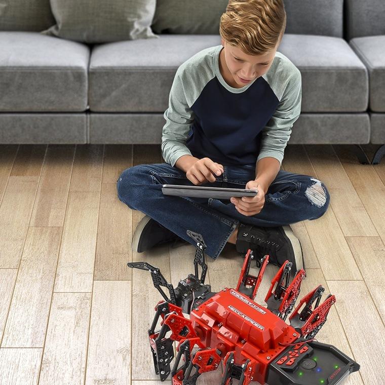 Meccano Spider Drone