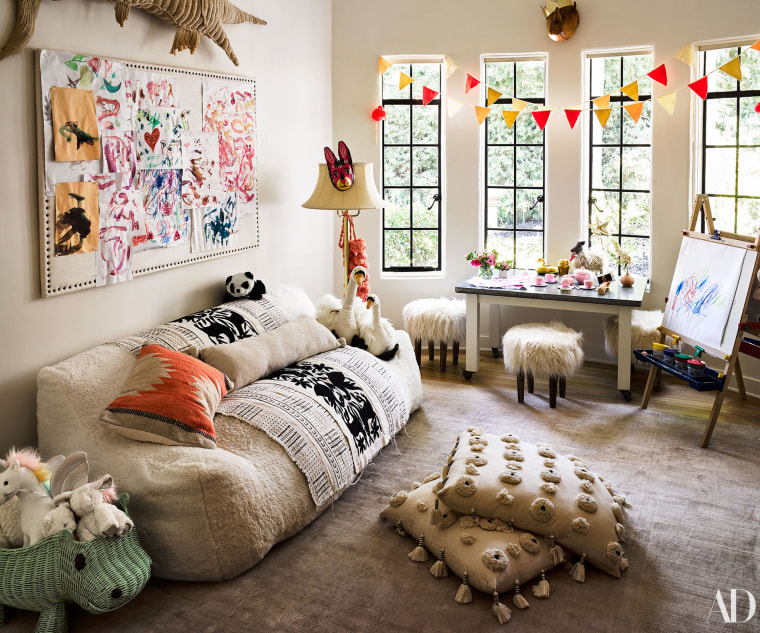 Nate Berkus' daughter Poppy's room
