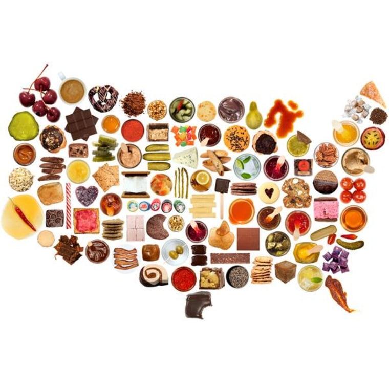 Indie Foods of America box