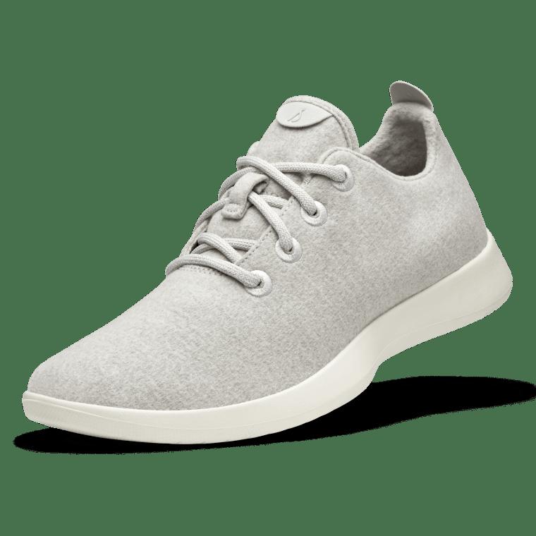 Allbird shoes in grey