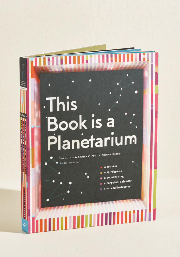 This Book Is A Planetarium Pop Up Book