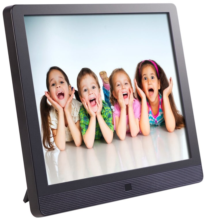 WiFi Enabled picture frame
