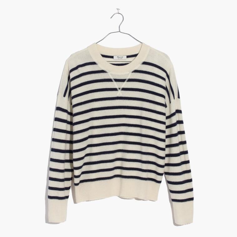 Madewell Cashmere Sweatshirt
