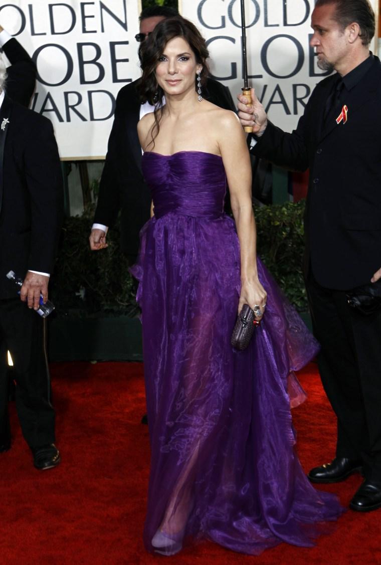 Image: Sandra Bullock