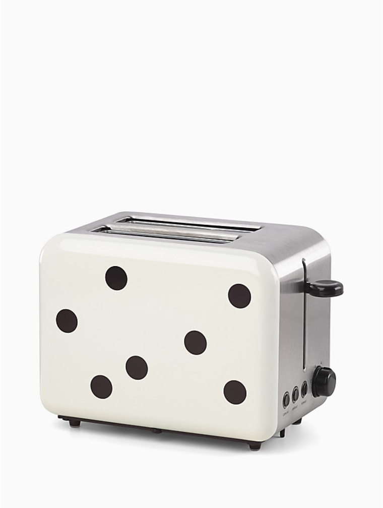 Deco Dot Two Slice Toaster