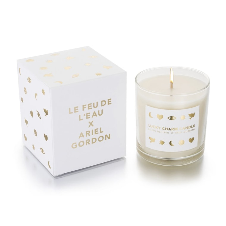 Ariel Gordon Lucky Charm Candle