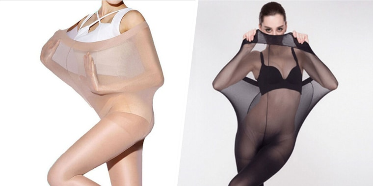 d7e6ea4bea0 People aren t happy with how this website is advertising its plus-size  tights