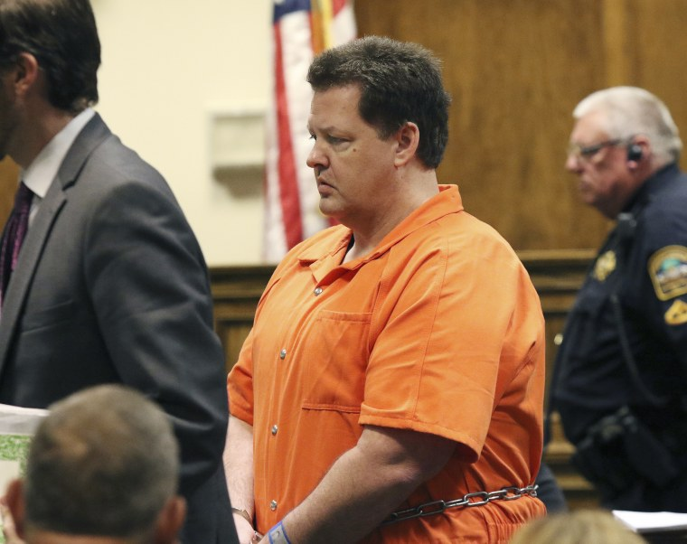 Image: Todd Kohlhepp appears in court in Spartanburg