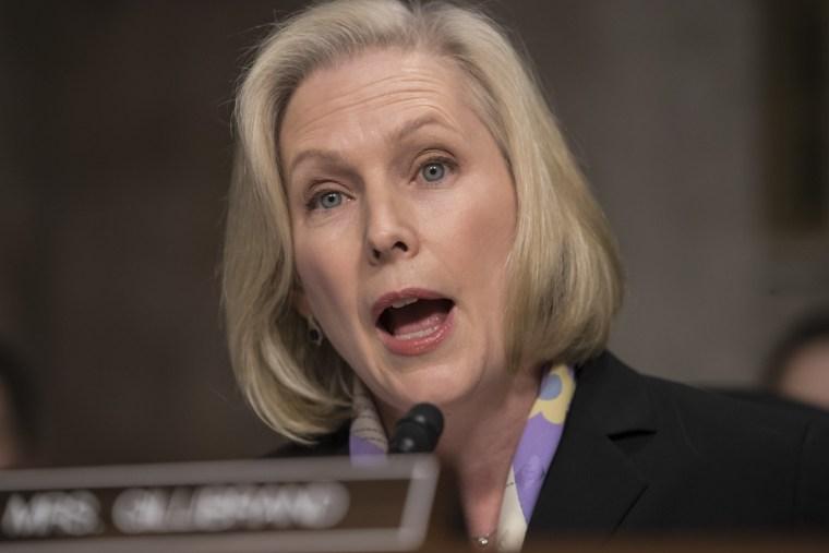 45 Senators Pen Letter Urging Defense Secretary Not to Implement Trans Ban