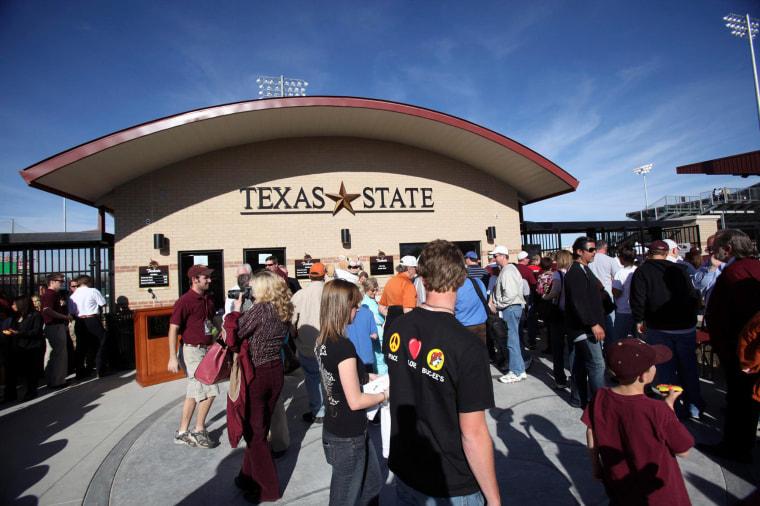 Image: Texas State University