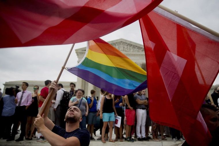 Image: Supreme Court To Issue Gay Marriage Ruling By End Of The Month