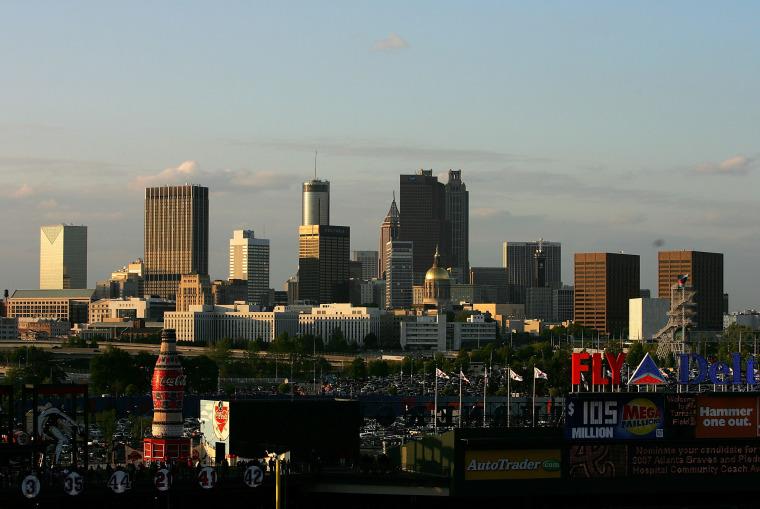 Image: Atlanta Skyline