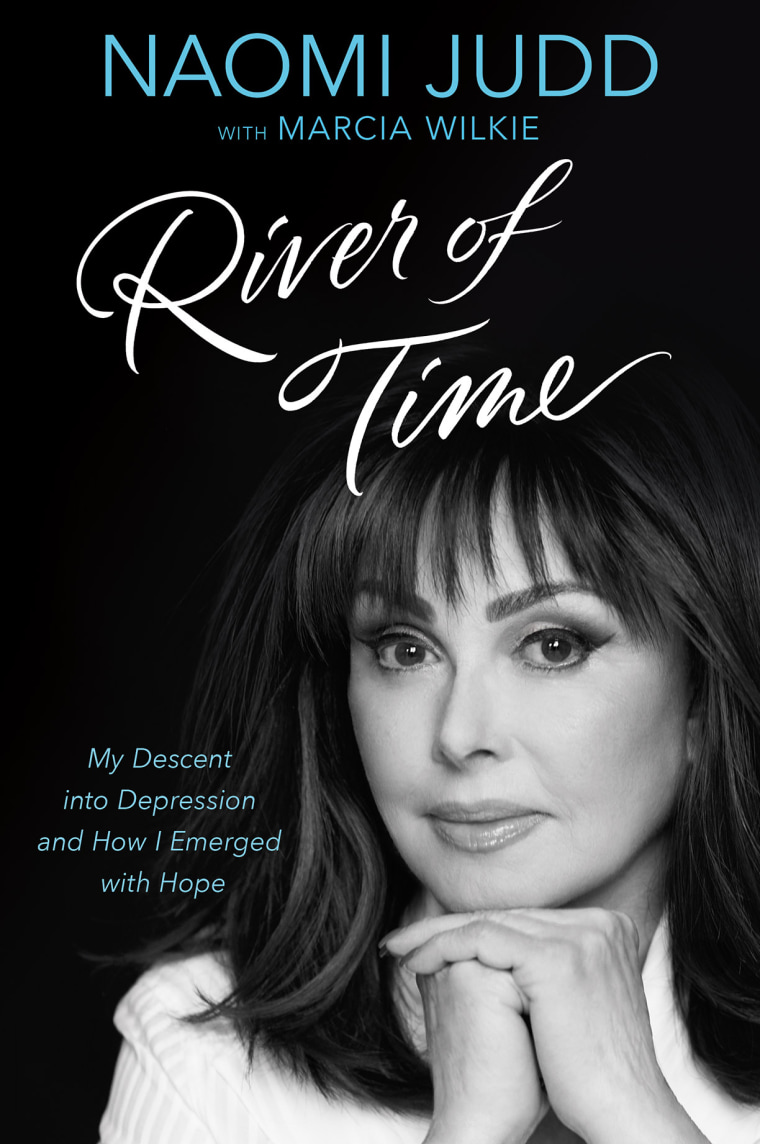 Image: River of Time: My Descent into Depression and How I Emerged with Hope.