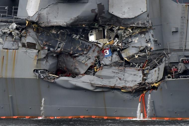Image: USS Fitgerald