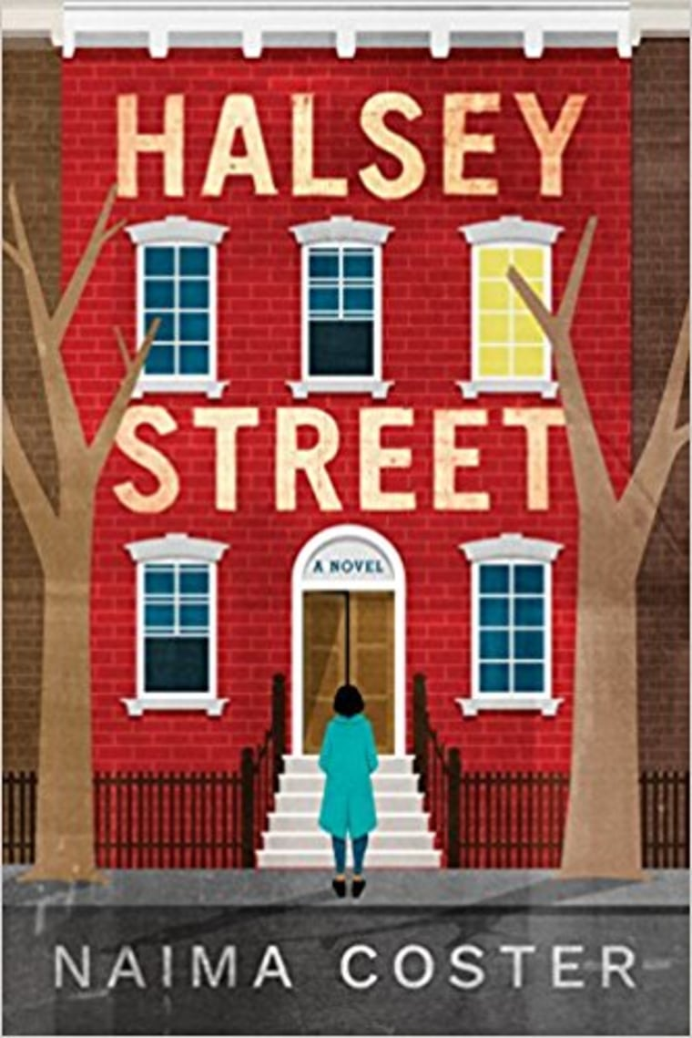 Halsey Street by Naima Coster.