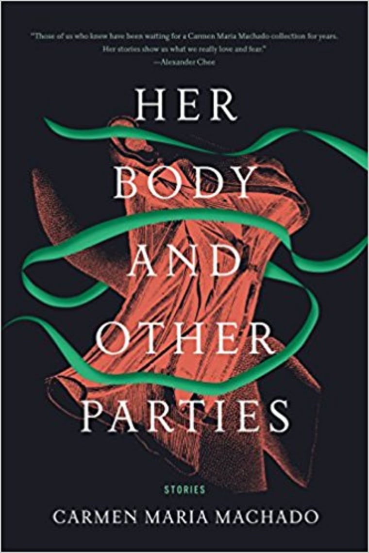 Her Body and Other Parties by Carmen Maria Machado.