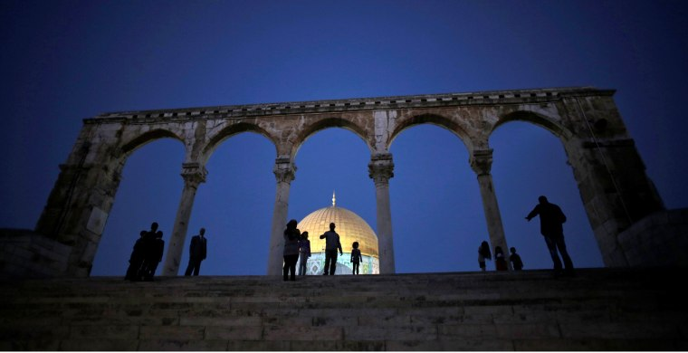 Image: Dome of the Rock in Jerusalem's Old City