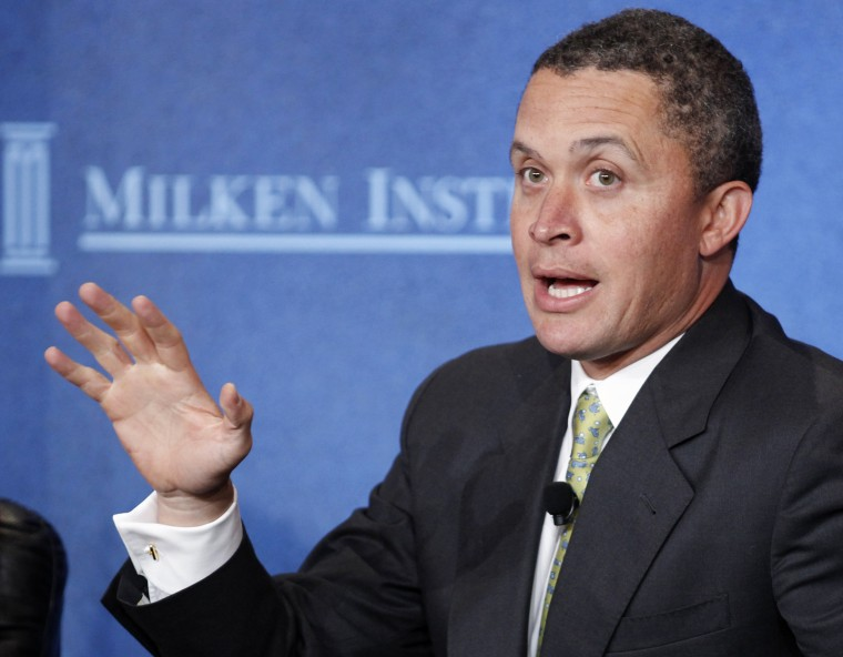 Image: Ford Jr. takes part in panel discussion at Milken Institute Global Conference in Beverly Hills