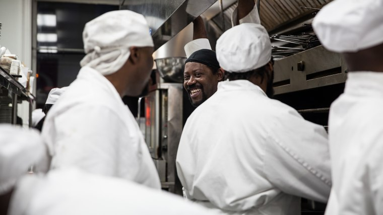 Image: From Behind Bars to James Beard House
