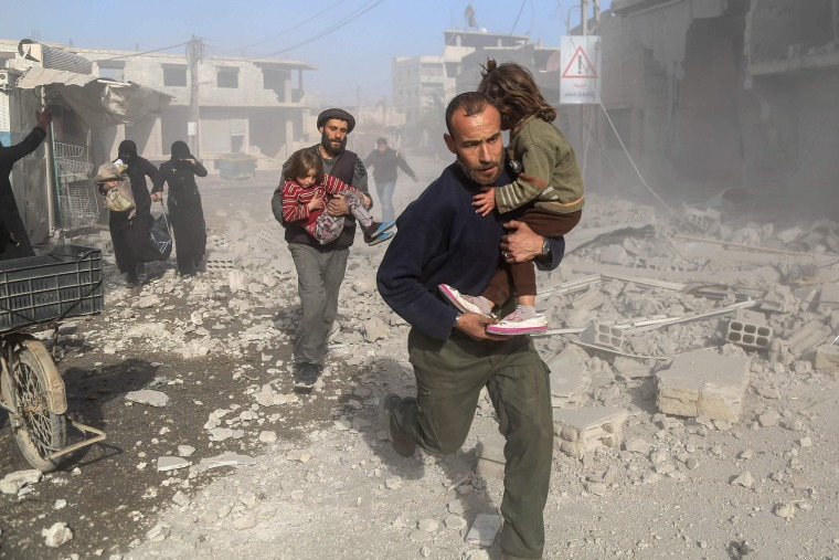 Image: SYRIA-CONFLICT