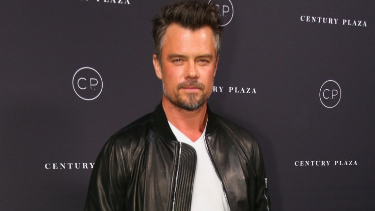 Josh Duhamel opens up about the holidays without Fergie