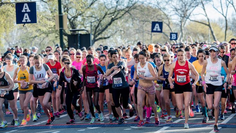SHAPE Women's Half-Marathon