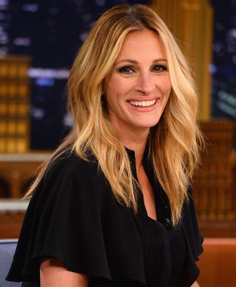 Julia Roberts hair photo