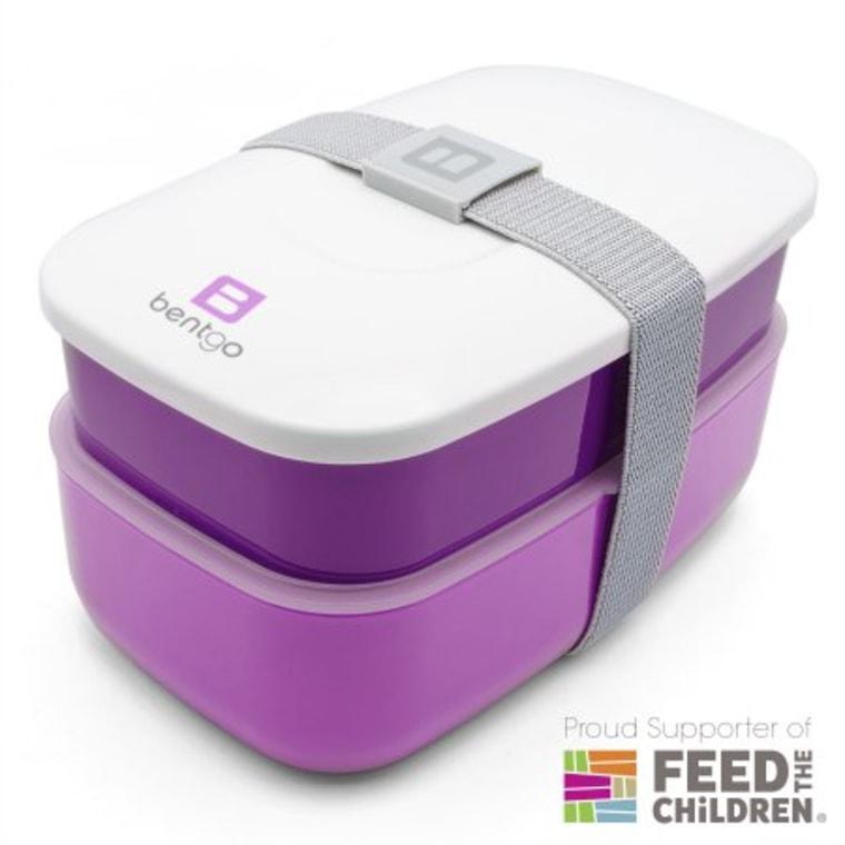 Bentgo box in purple