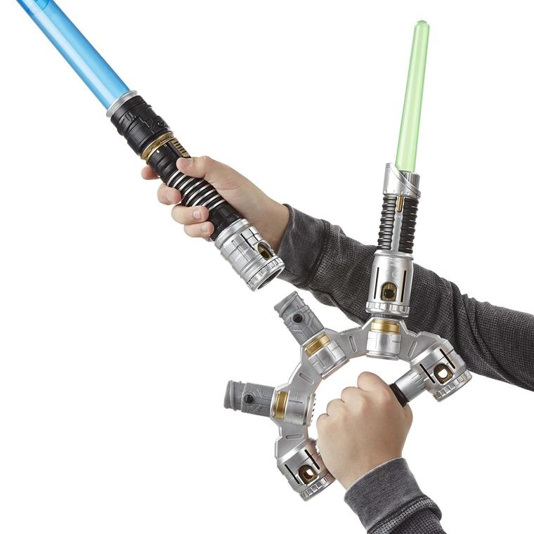 Star Wars lightsaber builder