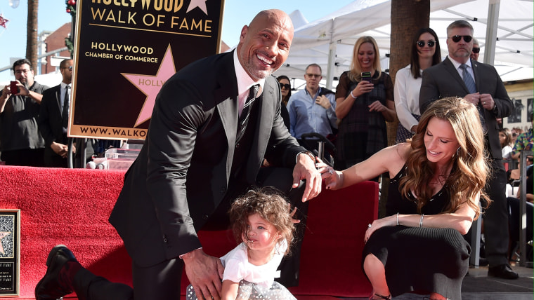 Image: BESTPIX: Dwayne Johnson Honored With Star On The Hollywood Walk Of Fame