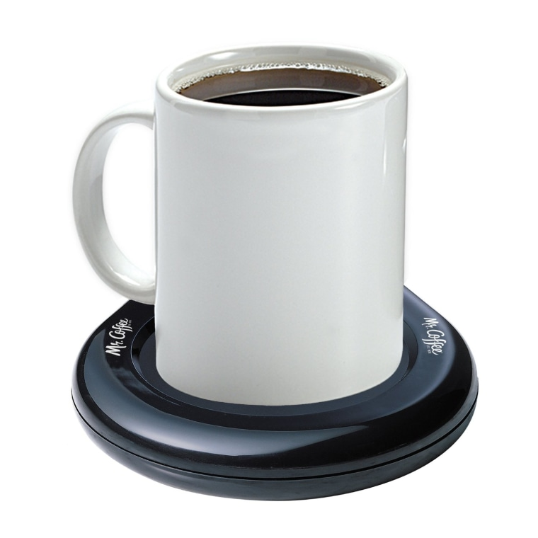 Coffee Mug Warmer in Black