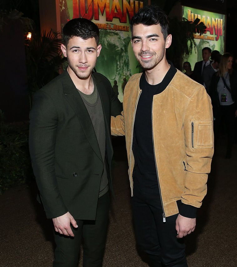 Nick Joans opens up about living with brother Joe Jonas, his growing family, and New Year's resolutions.