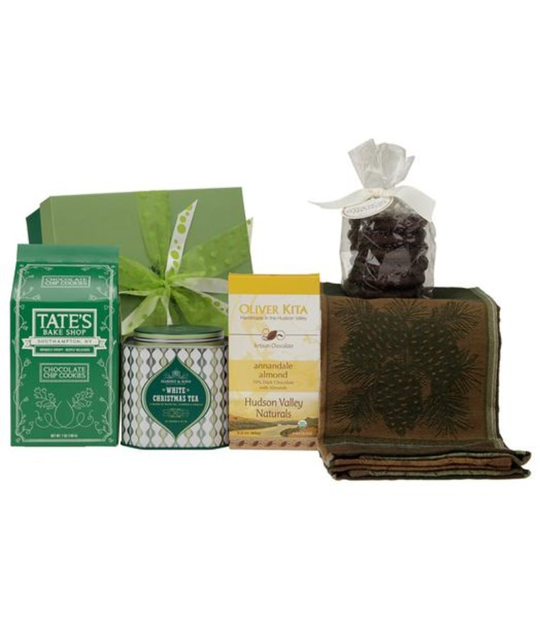 Harney & Sons Fine Teas Warming White Christmas Gift Box